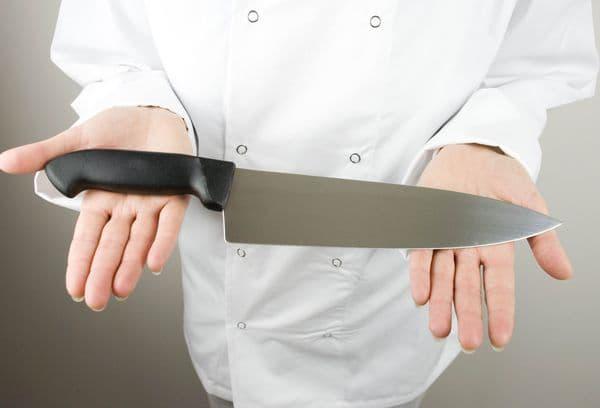 Шефский нож