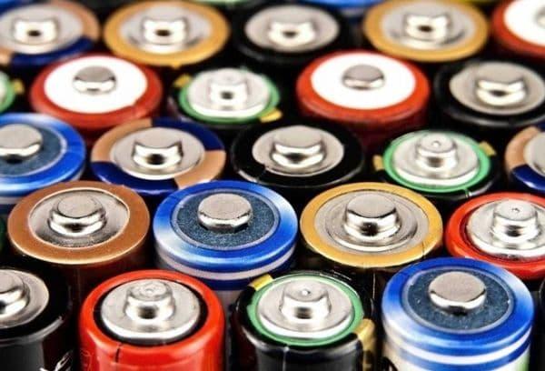 Большие батарейки