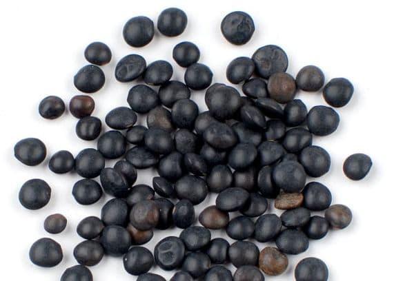 черная чечевица