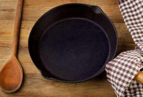 Новая сковорода