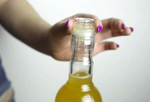 Бутылка с дозатором