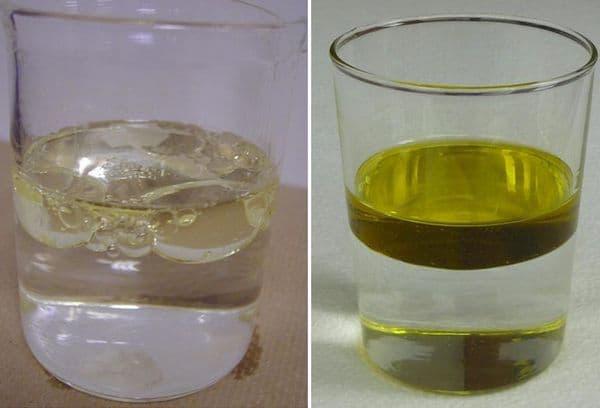 Можно ли отделить масло от воды, и как это сделать