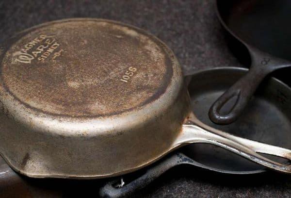 чугунные сковороды