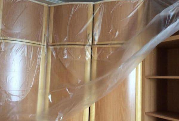 пленка для укрытия мебели