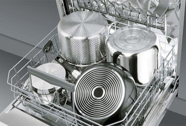 Посуда для мытья в посудомойке