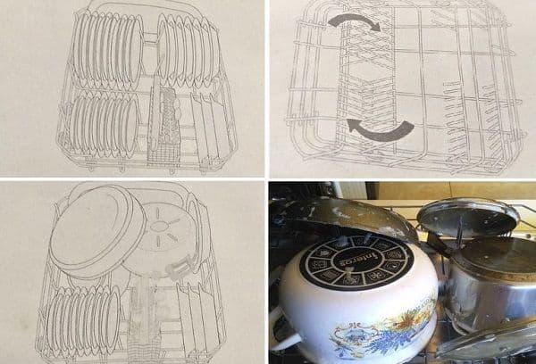 Иллюстрации из инструкции
