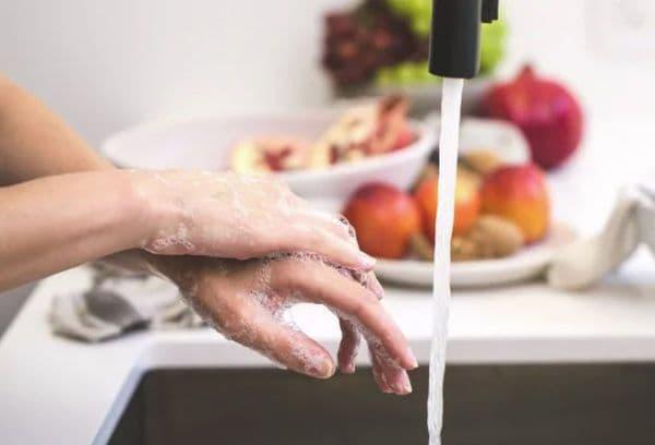 Мытьё мылом