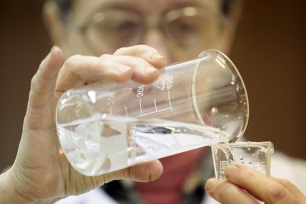 Проверка водопроводной воды