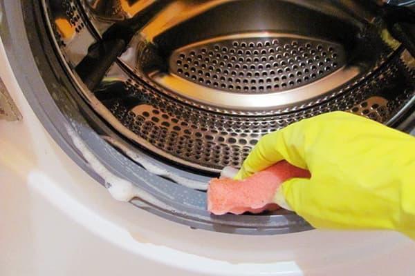 Удаление пены из стиральной машины