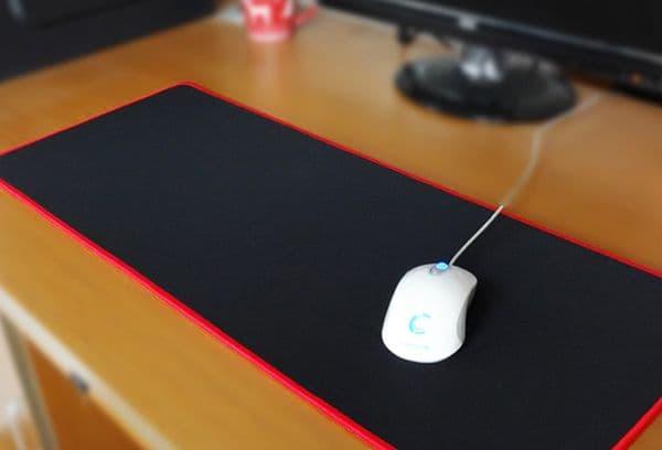 Белая мышь компьютера