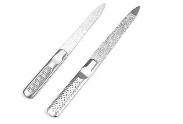 металлические пилки для ногтей