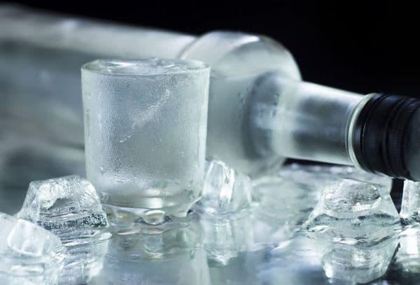 замороженный алкогольный напиток