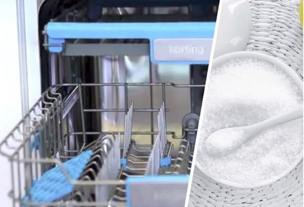 Посудомоечная машина и лимонная кислота