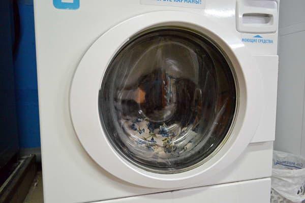Стирка шторы в стиральной машине