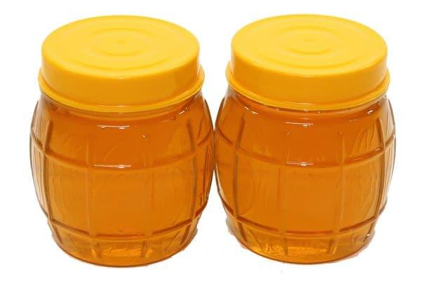 Две банки с медом