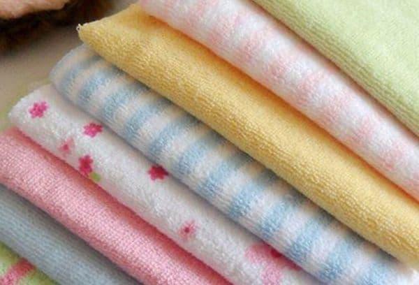 полотенца грудничка