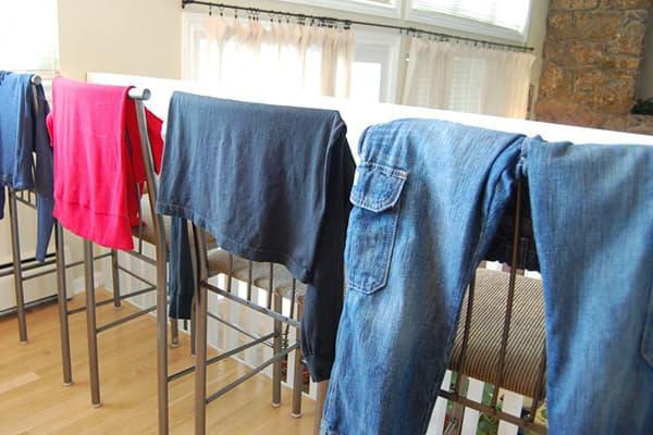 Сушка одежды дома