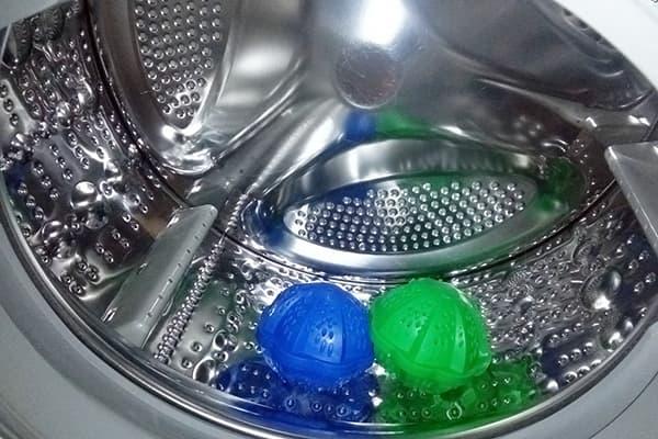 Турмалиновые сферы в стиральной машине
