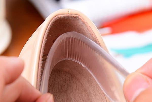 Защитные полоски для задника обуви