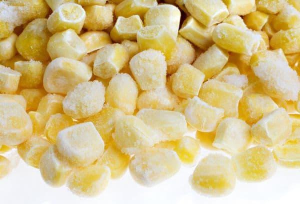 Замороженные зерна