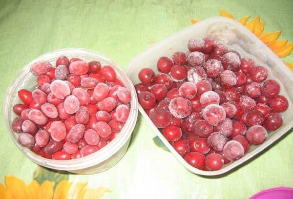 Замороженные томаты