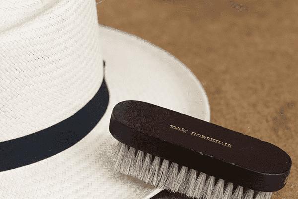 Шляпа и щетка для одежды