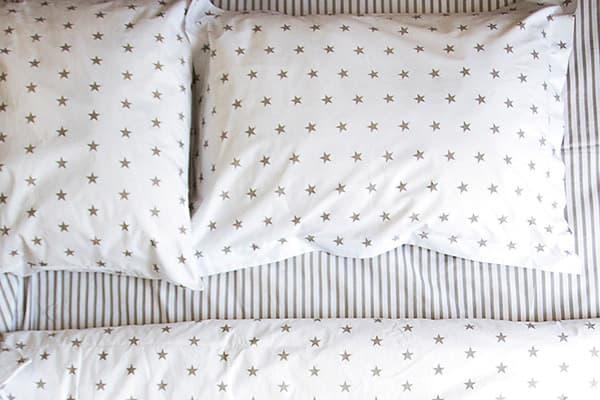 Свежее постельное белье