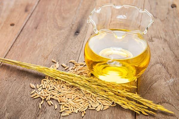 Рисовое нерафинированное масло