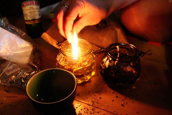 Вещи, используемые в ритуалах
