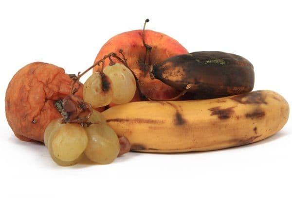 Гнилые фрукты