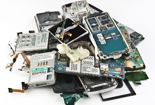 Отходы бытовой и компьютерной техники