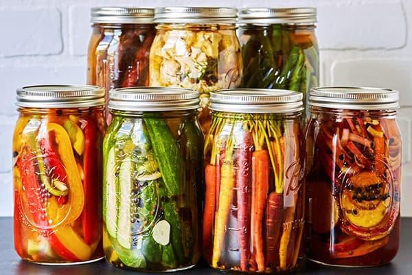 Ферментированные овощи