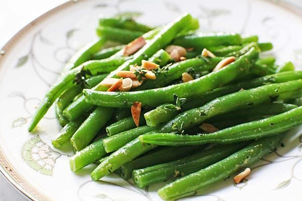 Ферментированная зеленая фасоль