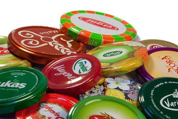 Закручивающиеся крышки от покупных консервов
