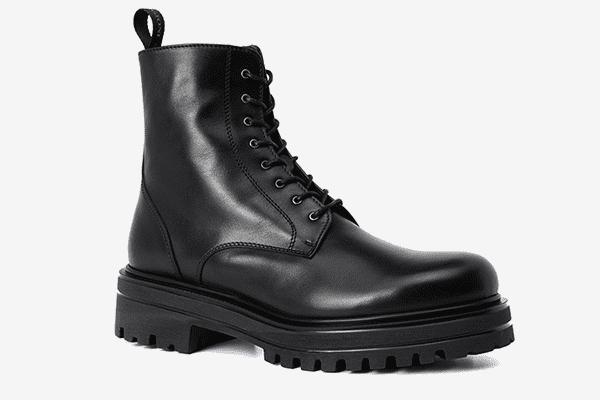 Качественный демисезонный ботинок