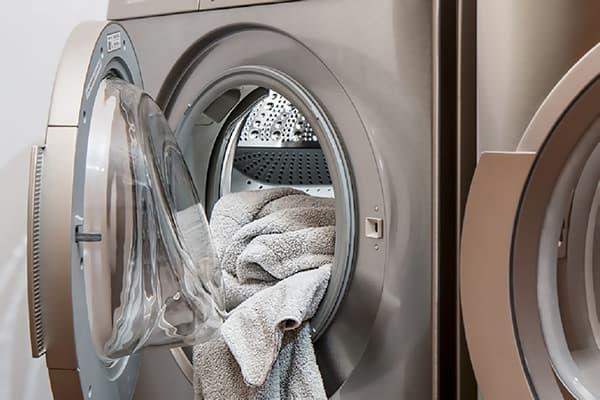 Полотенце в стиральной машине
