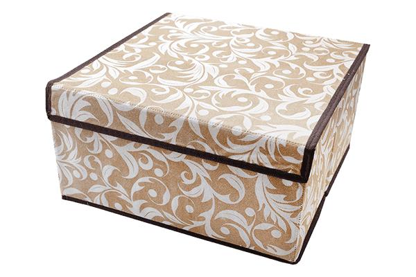 Коробка с крышкой складная Fix Prise
