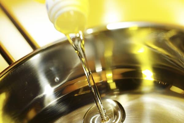 Рафинированное подсолнечное масло