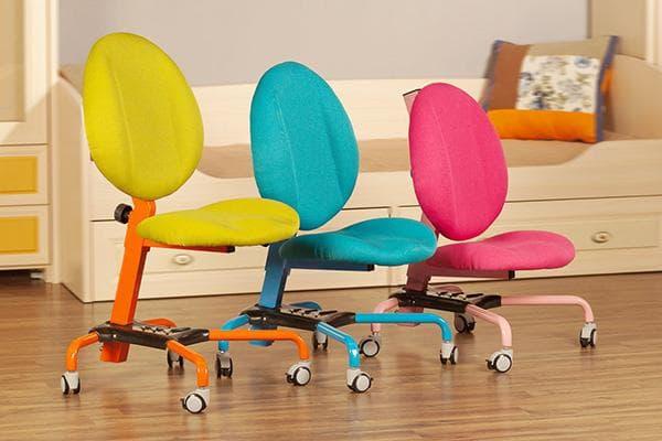 Детские кресла на колесиках
