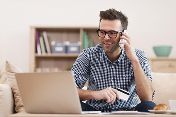 Телефонный разговор с менеджером интернет-магазина