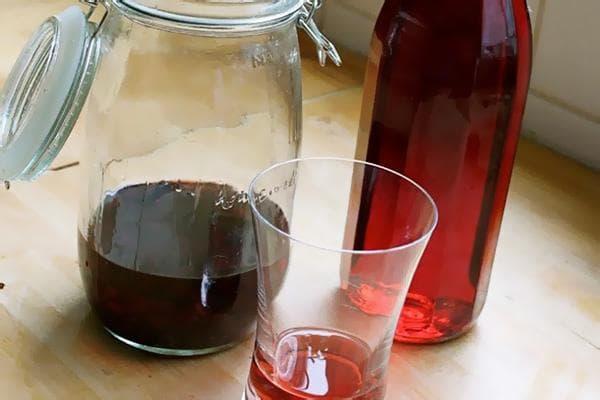 Калиновая настойка на водке