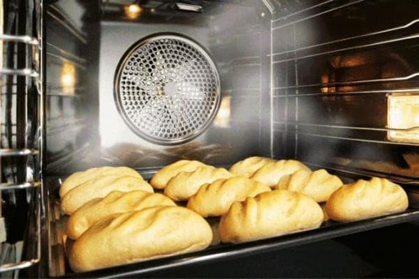 Пирожки в духовке с конвекцией