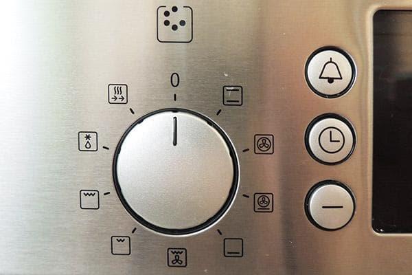 Режимы конвекции в электрической духовке