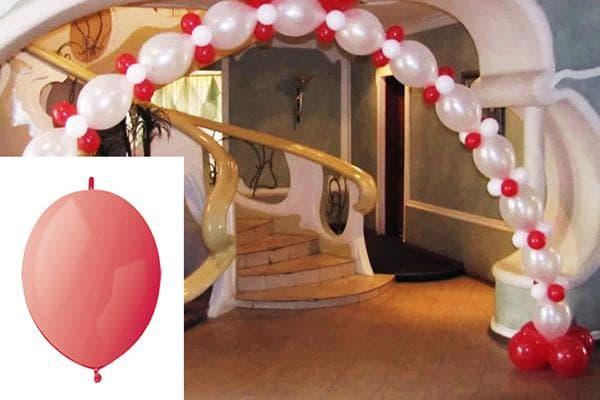 Арка из шаров-линколунов