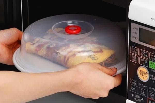 Пластиковая крышка для микроволновки