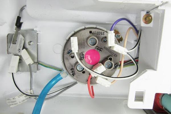Прессостат в стиральной машине