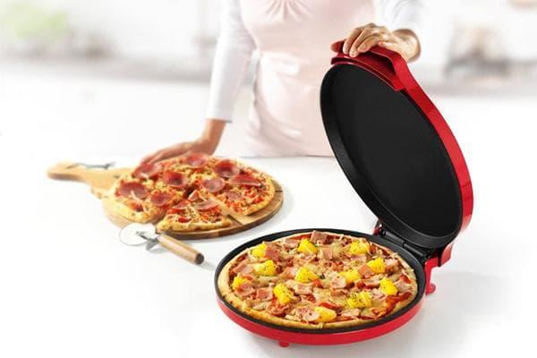 Приготовление пиццы в пиццамейкере