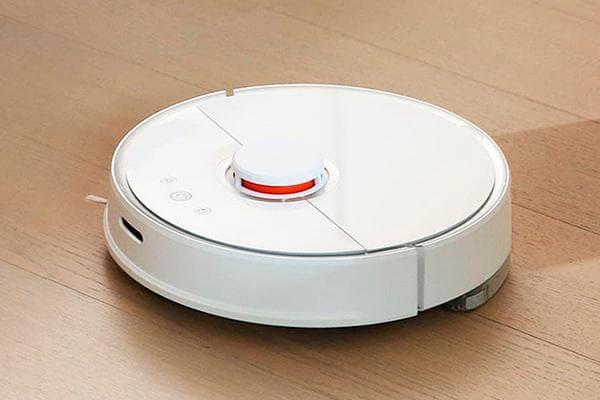 Моющий робот-пылесос Xiaomi