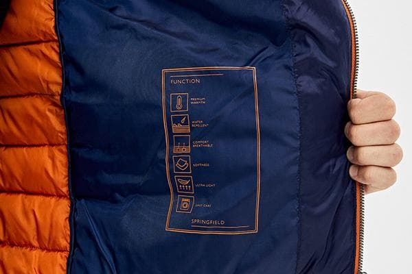 "Куртка ""Спрингфилд"" с утеплителем DuPont"