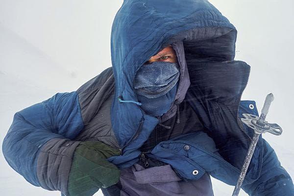 Одежда для экстремального холода